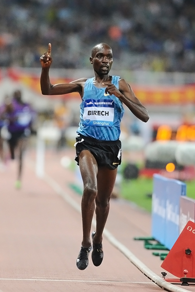 Jairus Birech finishes second at the Weltklasse Zurich, but takes the Diamond Race