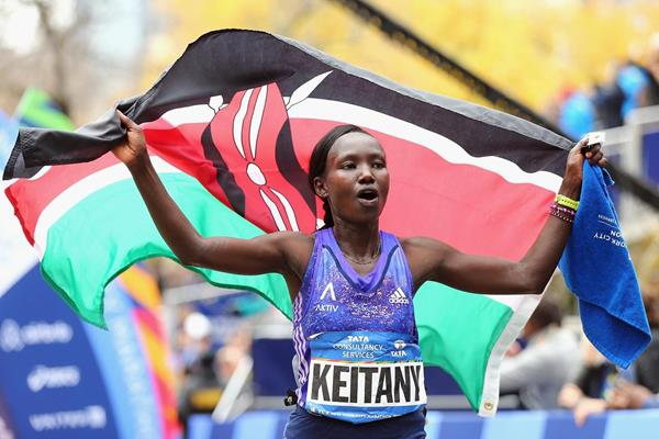 Keitany, Kenya, and Mergia, Ethiopia make it one and two for Demadonna at the New York Marathon