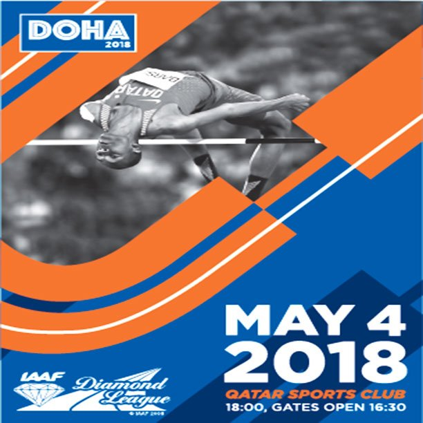 doha diomond league 2018